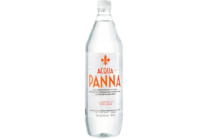 Вода «Acqua Panna» минеральная негазированная, ПЭТ 1 литр