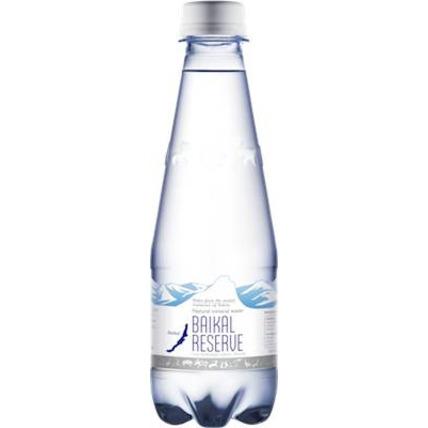 Минеральная лечебно-столовая вода «Байкал Резерв» (BAIKAL RESERVE) ПЭТ 0.33 литра