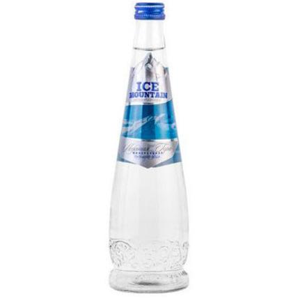Вода Ледяная гора (ICE MOUNTAIN) без газа стекло 0.25 литра - купить и заказать с доставкой
