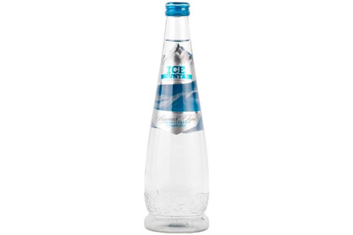 Вода Ледяная гора (ICE MOUNTAIN) газ. стекло 0.5 литра