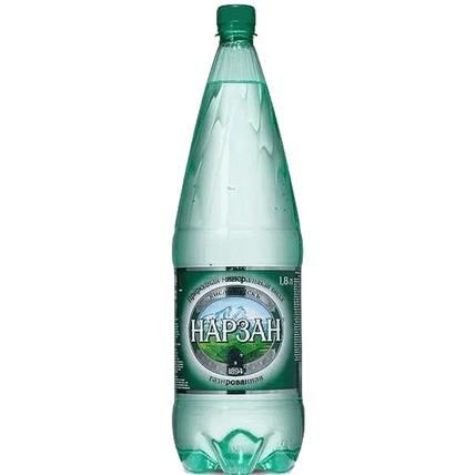 Вода Нарзан газ. 1.8 литра