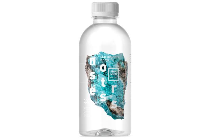 Вода магниевая «NO STRESS», ПЭТ 0.35 литра
