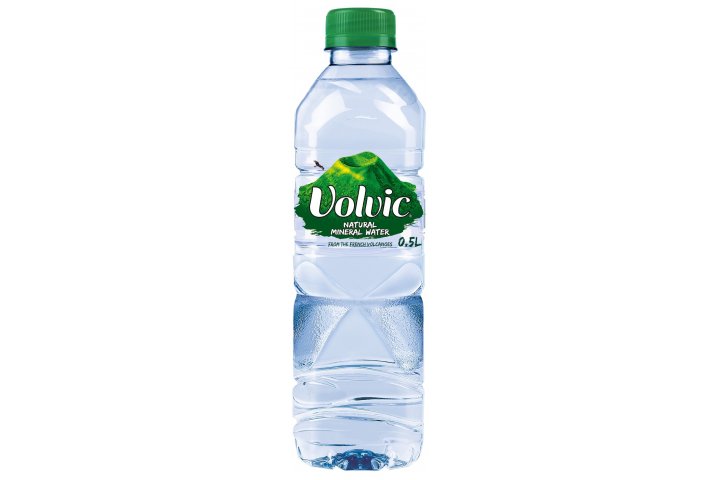 Вода «Volvic» минеральная негазированная, ПЭТ 0.5 литра