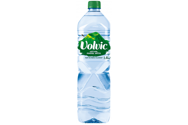 Вода «Volvic» минеральная негазированная, ПЭТ 1.5 литра