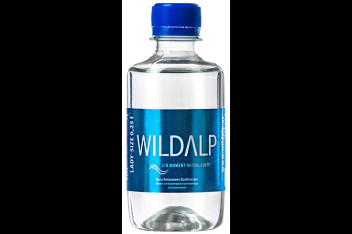 Альпийская вода Wildalp без газа 0.25 литра