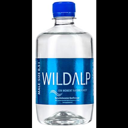 WILDALP альпийская родниковая вода негазированная 0.5 литра...