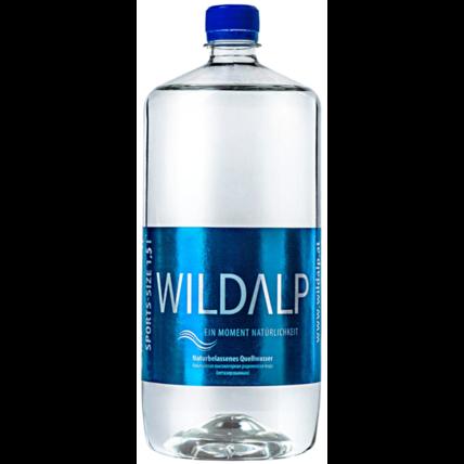 Альпийская вода Wildalp без газа 1.5 литра - купить и заказать с доставкой