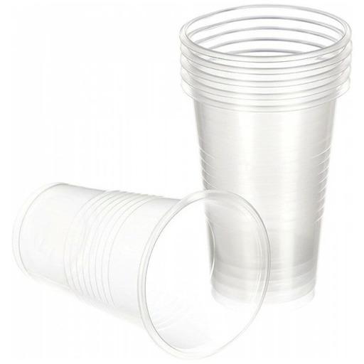 Стаканы пластиковые - купить и заказать с доставкой