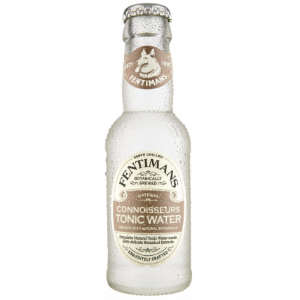 Тоник Fentimans Connoisseurs Tonic Water, стекло 0.125 литра