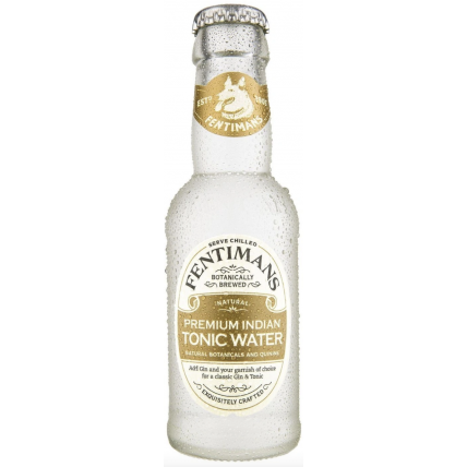 Тоник Fentimans Indian Tonic Water, стекло 0.125 литра
