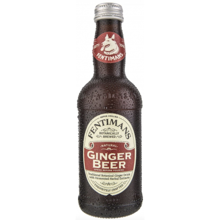 Лимонад Fentimans Traditional Ginger Beer, стекло 0.275 литра