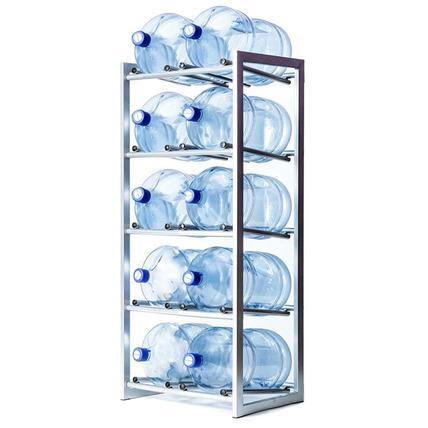Стойка для 10 бутылей воды СРП (разборная)